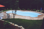 Inground swimming pool builder East Lyme CT