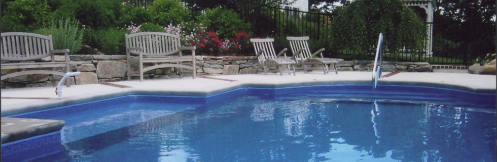 Gannoe Pools of East Lyme, CT Swimming Pool Builder